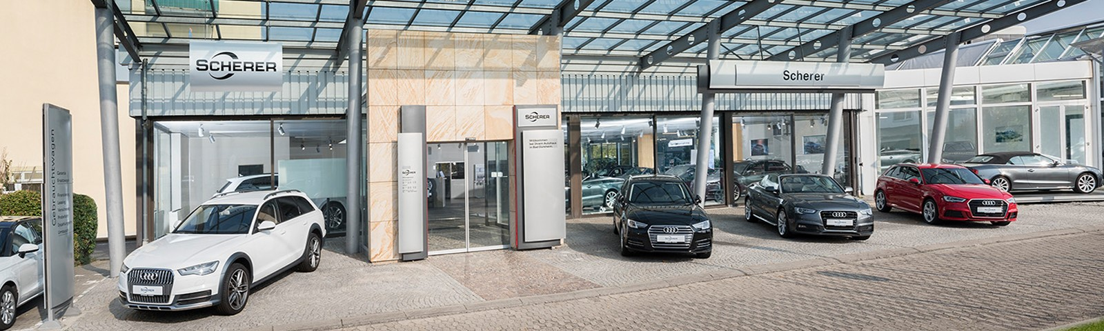 Ihr Autohaus in Bad Dürkheim — Scherer Gruppe